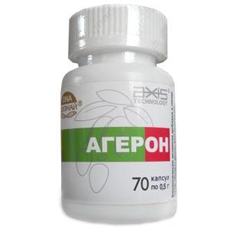 Агерон 70 капсул