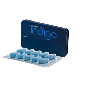 Нейростим Индиго 10 капсул